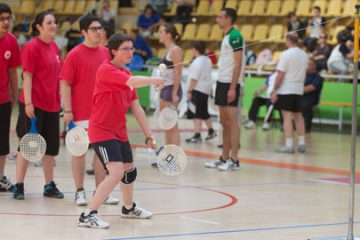 Championnat de France 2012 de Speed-Ball - Vannes, gymnase Kercado