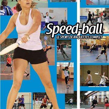 Dépliant Speed-Ball