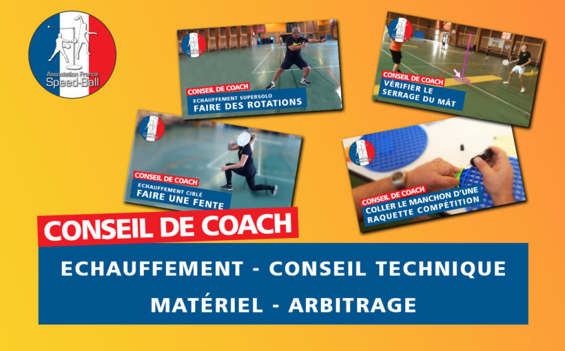 Conseil de Coach