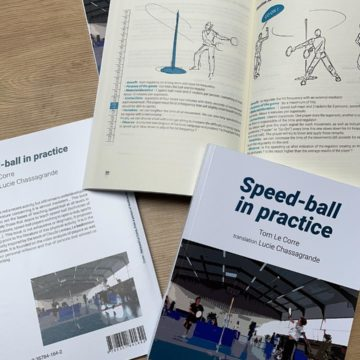 Book speed-ball English